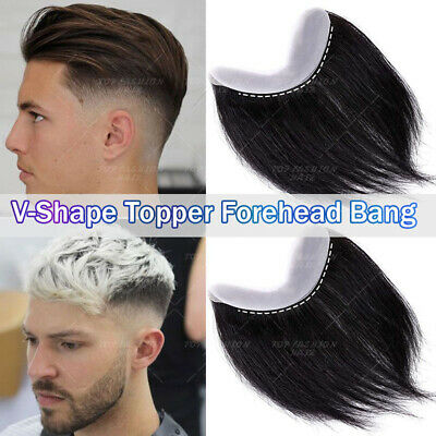 £57.49 • Buy Swiss Lace Toupee Hair Natural Replacement System Mens Hairpiece Human Hair CC24