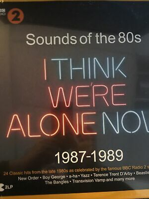 Sounds Of The 80s I Think We Are Alone Vinyl Album  New Condition • 10£