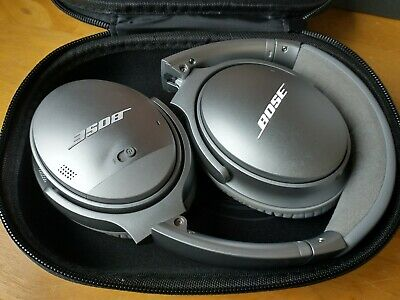 $ CDN277.77 • Buy Bose Noise Cancelling Wireless Bluetooth Headphones QC35 II Silver