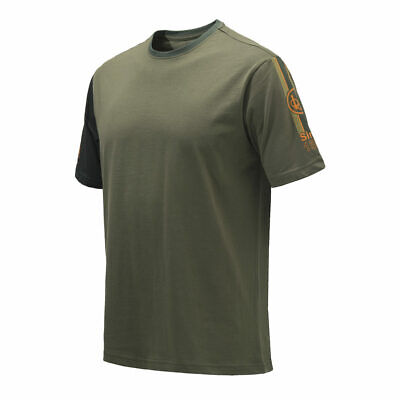 Beretta Victory Corporate T-Shirt Green - JANUARY SALE! • 25£