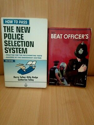 £15 • Buy How To Pass The New Police Selection System & The Beat Officers Companion Police
