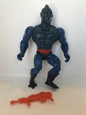 $6 • Buy Vintage Original He-Man Masters Of The Universe Webstor Action Figure 1981