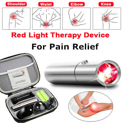 LED Red Light Therapy Device 660nm 850nm Infrared Light Therapy For Pain Relief • 59.99£
