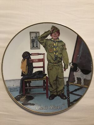 $ CDN25.11 • Buy Norman Rockwell Collector Plates