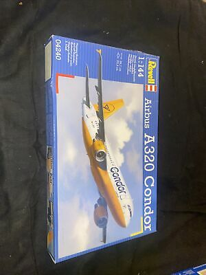 Revell 1/144 Airbus A320 Condor Model Airplane #4240 • 28.55£