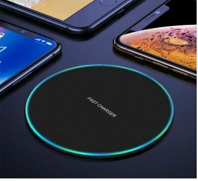 $ CDN12.04 • Buy 20W Fast Wireless Charger Qi Pad For Samsung Galaxy For IPhone