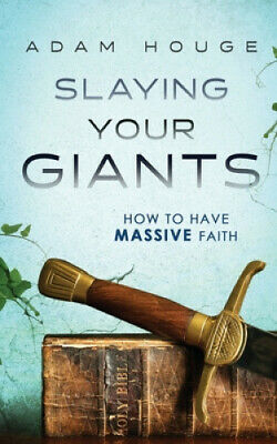 AU15.99 • Buy Slaying Your Giants: How To Have Massive Faith By Adam Houge