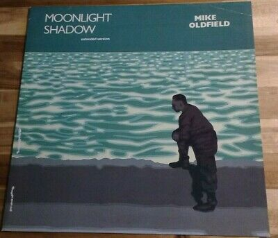 £8 • Buy Mike Oldfield Moonlight Shadow 2 Track 12  Single Vinyl Record