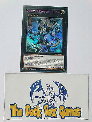 £0.99 • Buy Yugioh: Starliege Photon Blast Dragon, Lds2, 1st Edition, Purple Ultra Rare