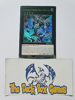 £0.99 • Buy Yugioh: Starliege Photon Blast Dragon, Lds2, 1st Edition, Green Ultra Rare