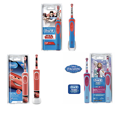 AU49.79 • Buy Oral-B Disney Electric Rechargeable Toothbrush (3+ Years)