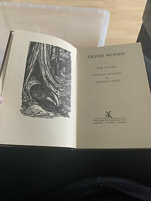 Fresh Woods By Ian Niall FIRST EDITION 1951 • 10£