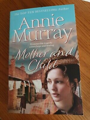 Annie Murray Mother And Child *combined Postage Available On Books* • 1.60£