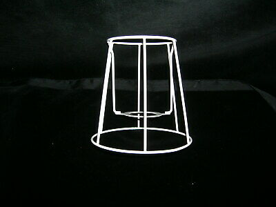 Tall Tapered Drum Wire Lampshade Frame  6  Base  • 5.90£