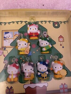 Sanrio Hello Kitty Card Christmas Tree Decoration & Baubles, Boxed • 5.99£