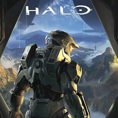 A1 - A2 HALO Poster