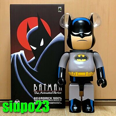 $2999.99 • Buy Medicom 1000% Bearbrick ~ DC Comics Batman Be@rbrick Animated Version
