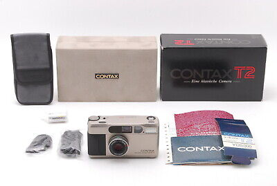 $ CDN1903.04 • Buy 【UNUSED BOXED】Contax T2 35mm Point & Shoot  Film Camera From JAPAN