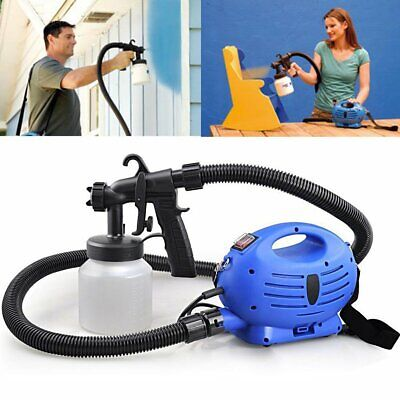 £29.99 • Buy 650W Electric Paint Gun Sprayer Zoom Spray Painting Lacquer Fence Wood Wall Home