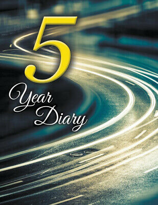 AU21.06 • Buy 5 Year Diary By Publishing Llc, Speedy