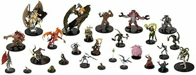AU9.99 • Buy Random New Prepainted Miniatures Dungeons & Dragons Icons Of The Realms DnD Mini