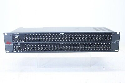 AU115.69 • Buy DBX 231 Graphic Equalizer