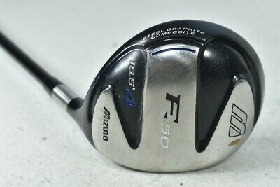 $ CDN39.57 • Buy Mizuno F 50 4-16.5* Fairway Wood Right Regular Flex Graphite # 113216