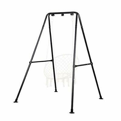 Black Chair Stand For Basic Hammock Hanging Chairs • 105.99£