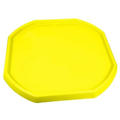 Small Mixing Tray Yellow Sand Pit Childrens Activity Messy Play Nurseries School • 16.99£