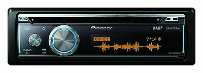 Pioneer DEH-X8700DAB Car Stereo With DAB+ Tuner CD MP3 IPod/iPhone • 123.49£