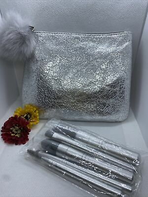 $49.99 • Buy NWT Authentic MAC Snow Ball Brush Kit Set Holiday Collection