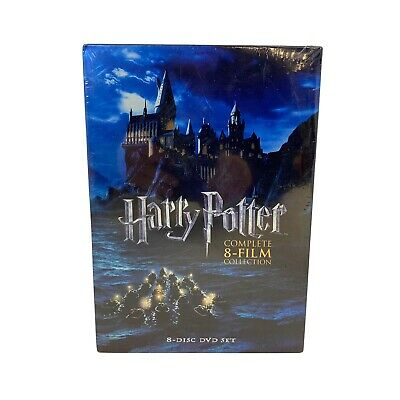 $ CDN26.64 • Buy Harry Potter: Complete 8-Film Collection (DVD, 2011, 8-Disc Set) Brand New