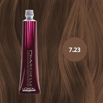 £5.99 • Buy Dia Richesse Toffee Cream Shade 7.23 50ml Loreal Professionnel Tubes