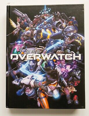 AU18.76 • Buy The Art Of Overwatch **S&D** Hardcover Dark Horse Graphic Novel Comic Book