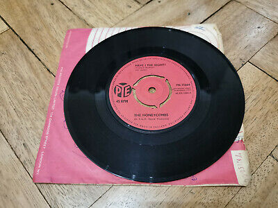 £3.99 • Buy The Honeycombs Have I The Right 7  Vinyl Record Good Condition