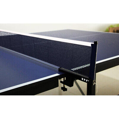 AU15.96 • Buy Professional Metal Table Tennis Table Net & Post / Ping Pong Table Post NetY_ec