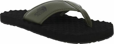 THE NORTH FACE Base Camp II T947AABQW Beach Pool Shoes Thong Flip Flops Mens New • 33.99£
