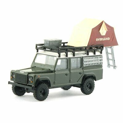 HO Scale Vehicles - 50374 - Land Rover Defender With Tent • 20.46£