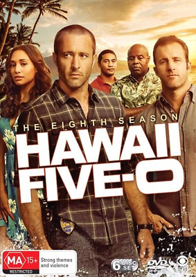 AU22.70 • Buy Hawaii Five-0 5-O Season 8 : NEW DVD
