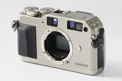 $ CDN506.02 • Buy [Top Mint] CONTAX G1 Green Label 35mm Rangefinder Film Camera Body From Japan