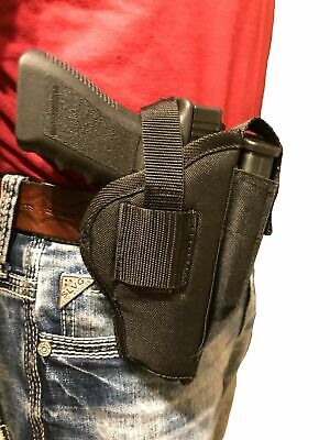 $15.95 • Buy Gun Holster With Magazine Pouch For S & W M&P 9mm Ez Shield