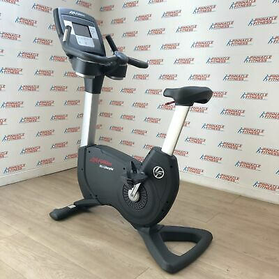 £1495 • Buy Life Fitness 95C Elevation Series Upright Bike With Inspire Console