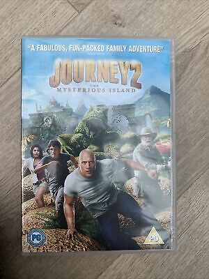 £3 • Buy Journey 2- The Mysterious Island DVD
