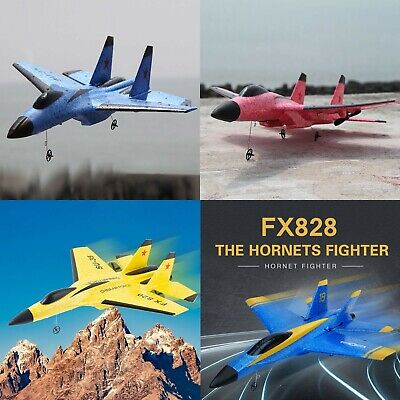£21.50 • Buy SU-35 Model Jet Fighter Remote Control Aircraft RC Airplane Plane Aeroplane Toy