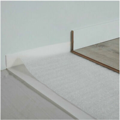 Diall 2mm Underlay Polyethylene Foam Laminate & Solid Wood Flooring 20m² • 19.99£