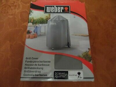 $ CDN42.39 • Buy Weber Grill Cover 7175 Fits Most 47cm 18  Charcoal Grills BNIP