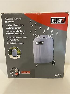 $ CDN16.37 • Buy New Weber Standard Charcoal Grill Cover 18.5 Inch Grill 7450 - Fast Shipping