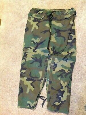 $24.99 • Buy ORC 2003 US Military Trousers Pants Improved Rainsuit Size Large