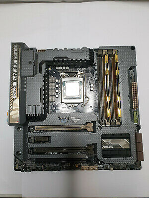 Gaming Motherboard Bundle - I5 4790K + Gryphon Z97 Armour Ed + 16GB DDR3 • 300£