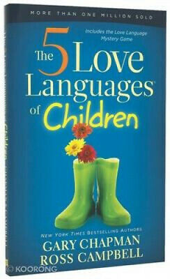 AU38.92 • Buy The 5 Love Languages Of Children By Gary Chapman